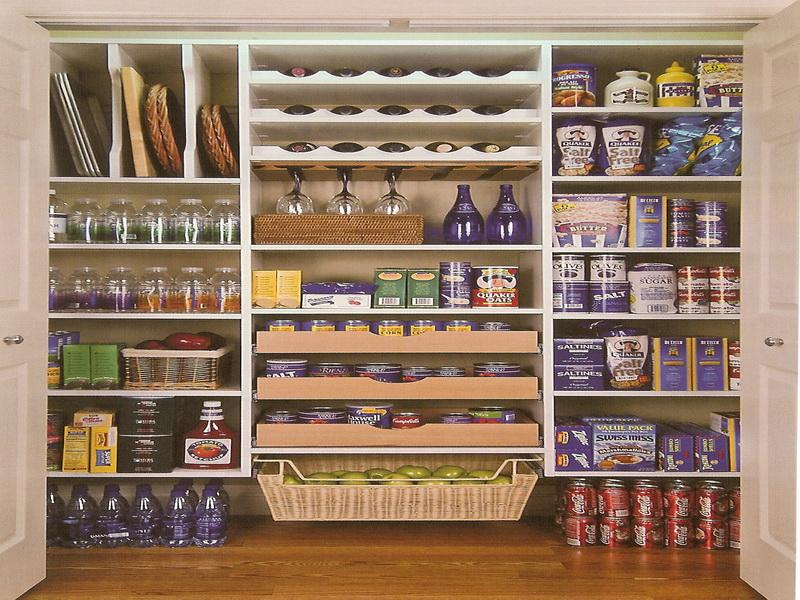 Easy tips to clean organize your pantry tcs property for Pantry cabinet ikea